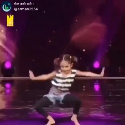 Super dance girl