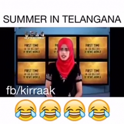 Summer in Telangana